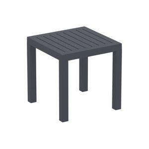 Petite table de jardin plastique