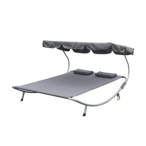 Chaise longue relax achat vente chaise longue relax for Transat relax basculant