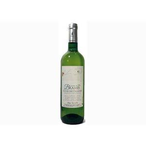 VIN BLANC 6 bouteilles - Vin blanc - Tranquille - Castel de