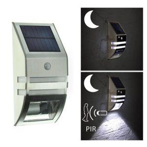 LAMPE DE JARDIN  Ototon® Lampe Solaire Etanche Détecteur de Mouveme
