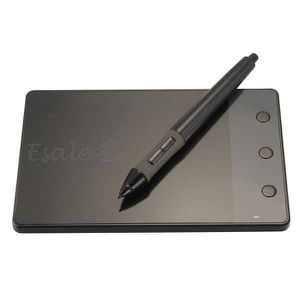 STYLET - GANT TABLETTE Tablette Graphique Graphics Drawing Tablet USB Noi