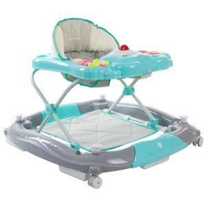 YOUPALA - TROTTEUR LULU   Trotteur évolutif  2en1 bébé/enfant fonctio