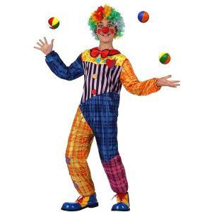 DÉGUISEMENT - PANOPLIE Déguisement clown enfant 7-9 ans