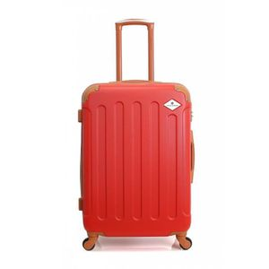 VALISE - BAGAGE Valise week-end CAMELIA Rouge