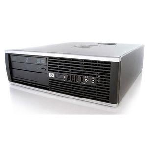 UNITÉ CENTRALE  Pc de bureau HP Elite 8200 SFF -Intel G840 - 4Go -