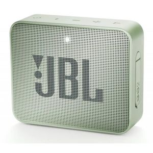 ENCEINTE NOMADE Enceintes nomades JBL - GO 2 MINT • Enceintes noma