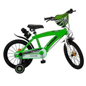 VÉLO ENFANT Vélo Kawasaki 16 pouces 5 a 7 ans Neuf Moto