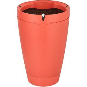JARDINIÈRE - BAC A FLEUR Parrot Pot (brique) - pot pour fleurs connecté