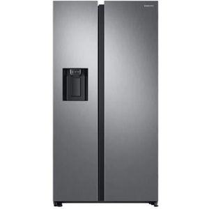 RÉFRIGÉRATEUR CLASSIQUE Samsung RS68N8320S9 Réfrigérateur-congélateur pose