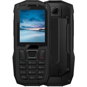 Téléphone portable Téléphone Portable Antichoc Incassable Waterproof