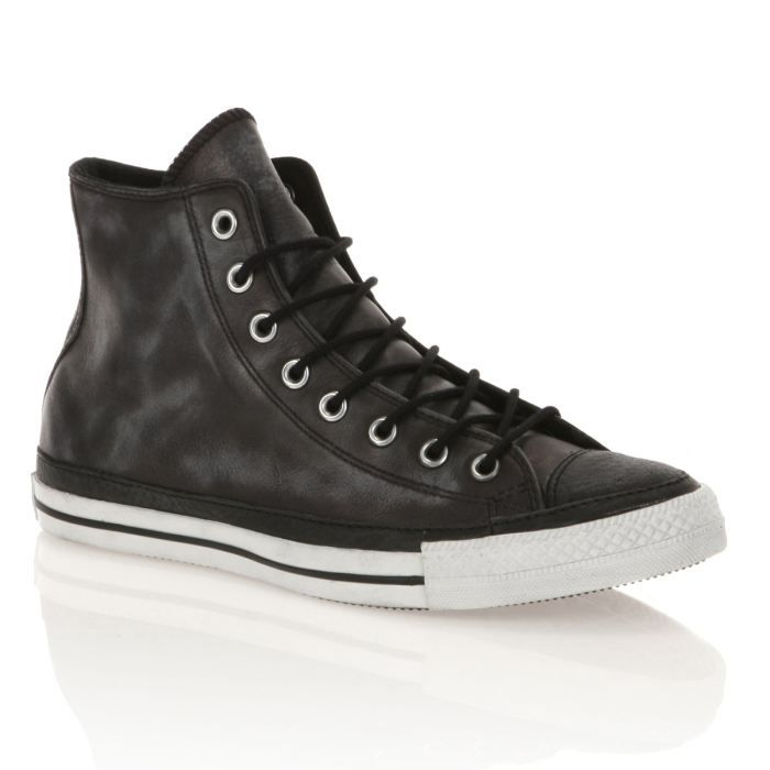 converses homme cuir