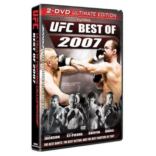 UFC LE BEST OF 2007