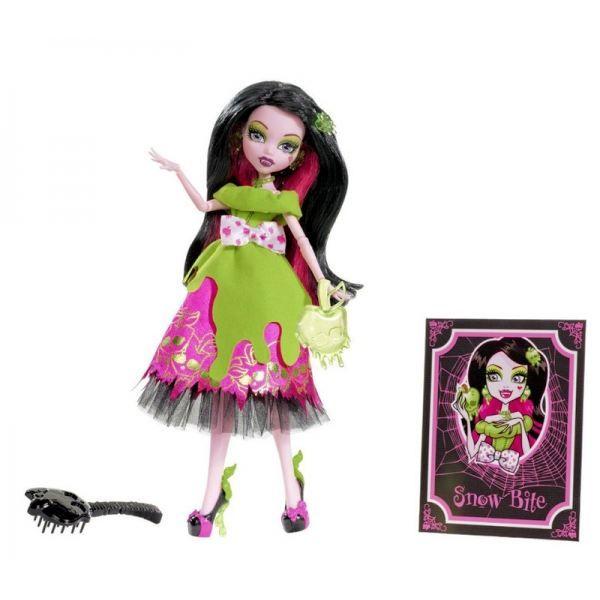 Poupée Monster High - Draculaura !