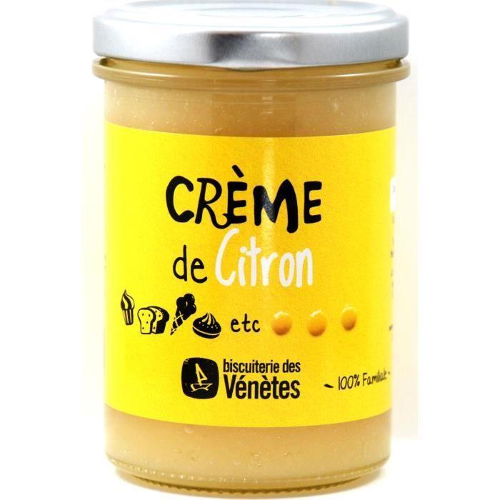 Crème de citron 250g