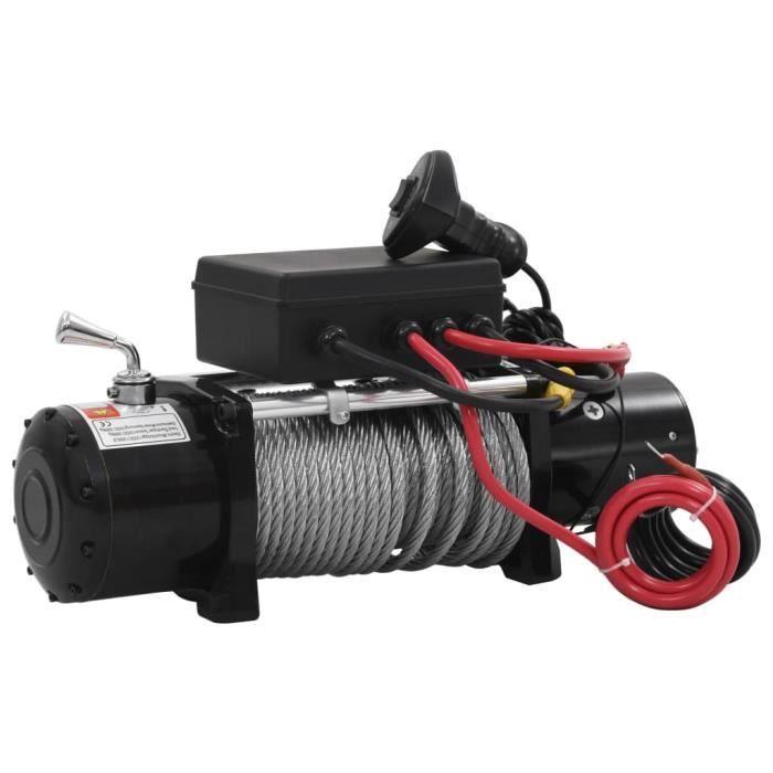 Décor Treuil électrique Treuil Aut Design Moderne -o 12 V 5909 kg ♫3232