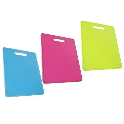 Planche à découper couleur (Bleu)