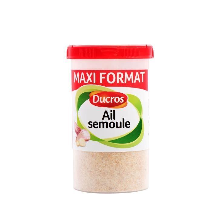 DUCROS Ail semoule - Boite ménagère - 100 g