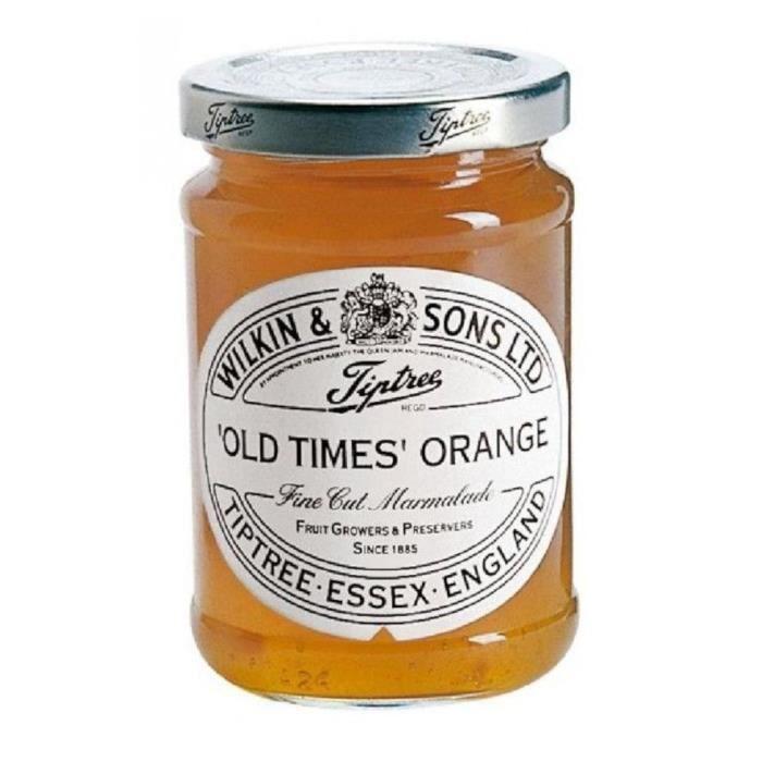 Marmelade d'oranges old times