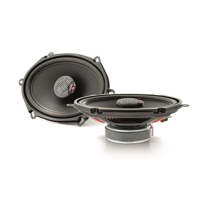 FOCAL Kit Coaxial 2 Voies ICU570 5 x 7'' Universel