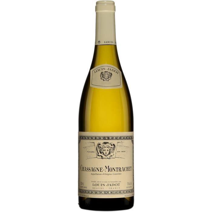 Louis Jadot - Chassagne-Montrachet - Blanc - 2018 - 75cl