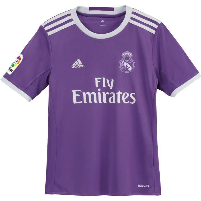 Maillot junior Extérieur Real Madrid 2016-2017
