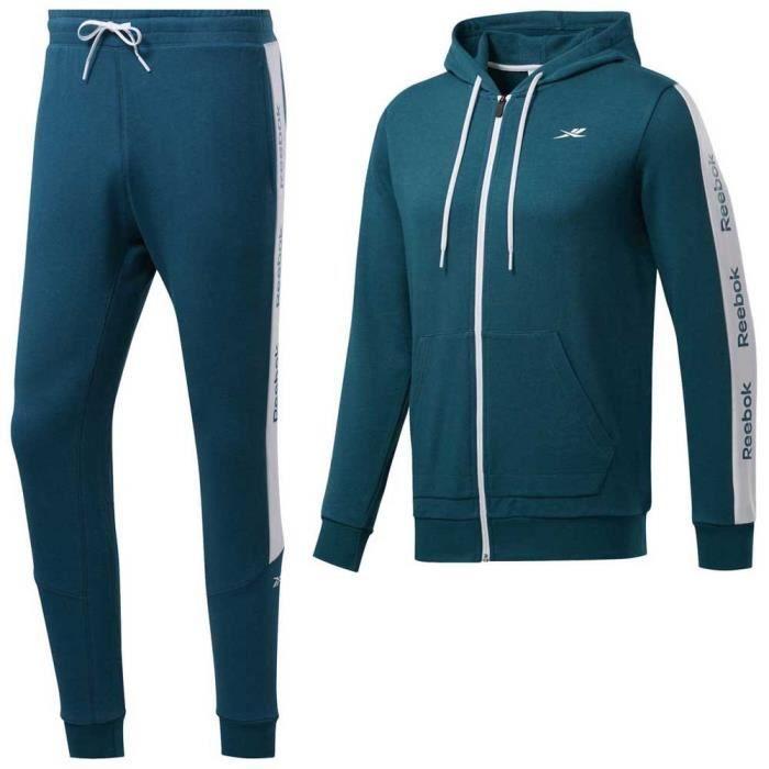 Vêtements Homme Survêtements Reebok Training Essentials Linear Logo