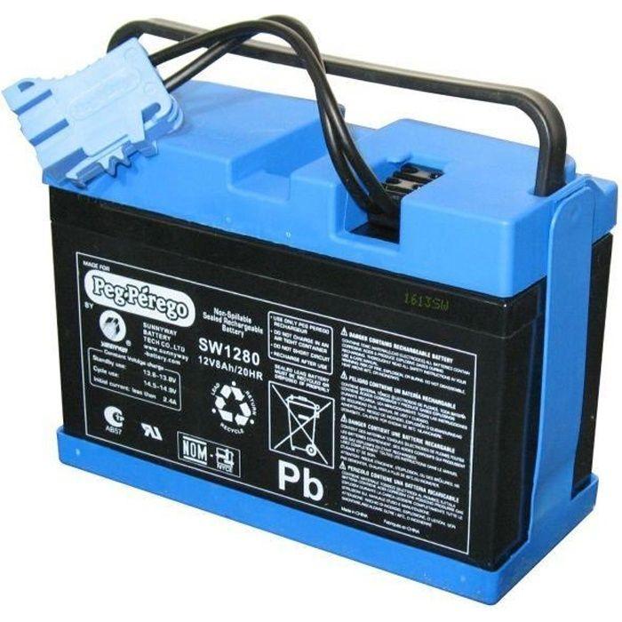 Batterie Peg Perego 12V 8Ah