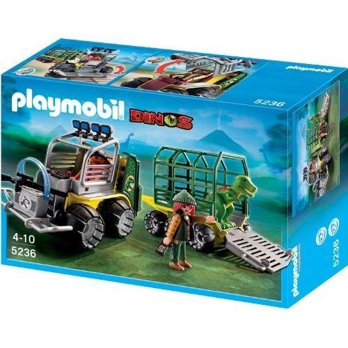 PLAYMOBIL - 5236 - JEU DE CONSTRUCTION - VÉHICU…