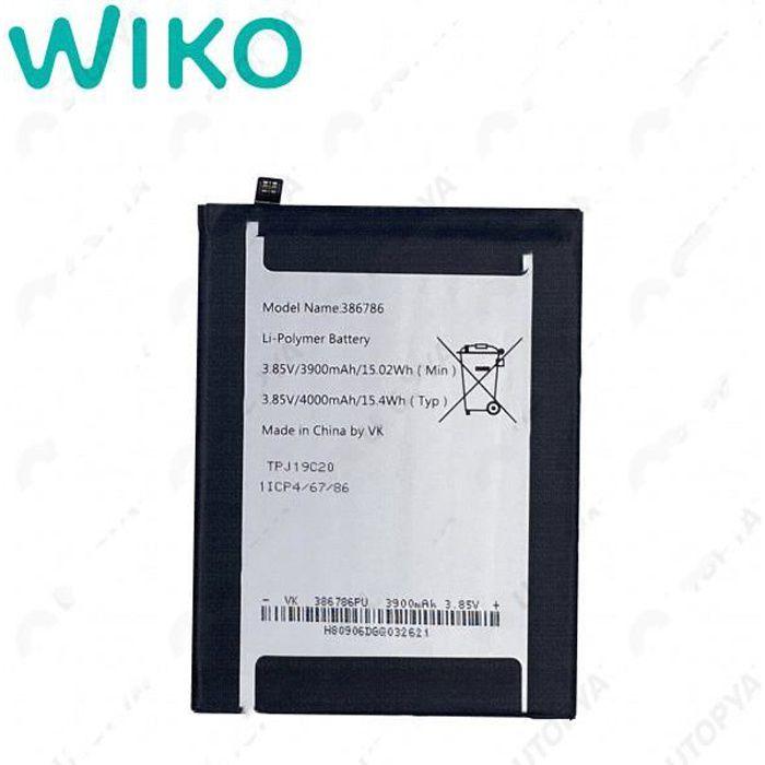 Originale Batterie Pour Wiko Y80