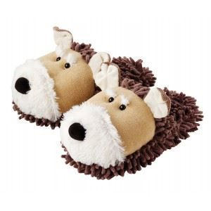 Chausson Chien Fuzzy Friends Aroma Home