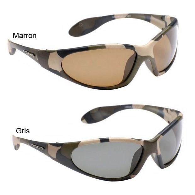 LUNETTES POLARISANTES EYELEVEL CAMOUFLAGE (Gris) - Achat   Vente ... 9af2565236b9