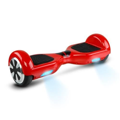 hoverboard electrique rouge 6 5 pouces achat vente hoverboard hoverboard electrique rouge. Black Bedroom Furniture Sets. Home Design Ideas
