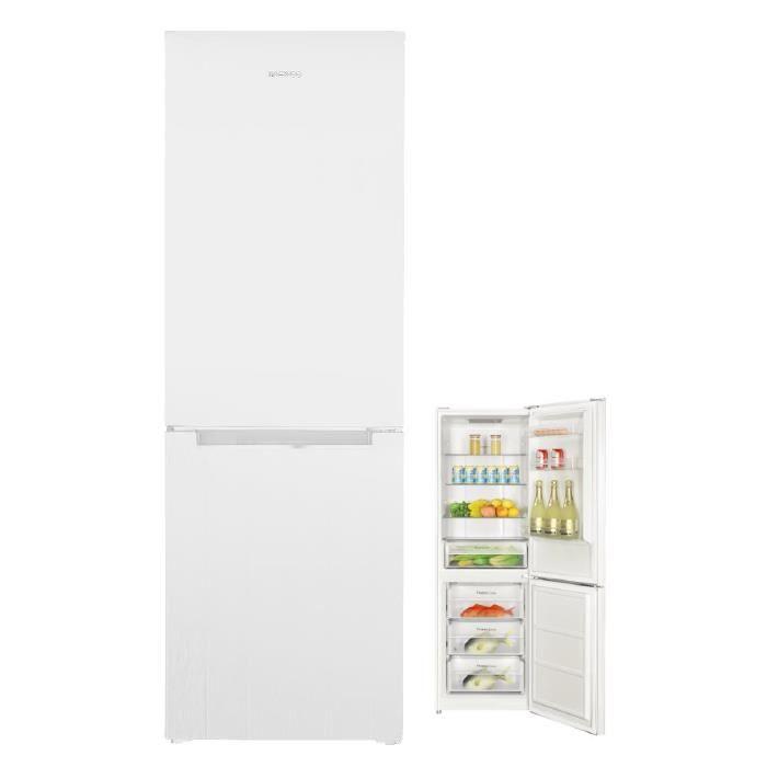RÉFRIGÉRATEUR CLASSIQUE Réfrigérateur combiné 320L, A+