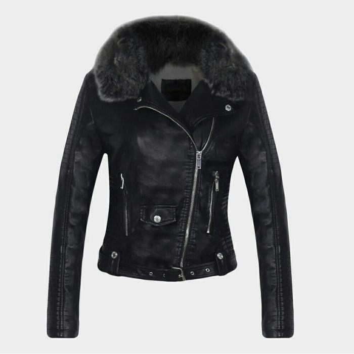 cherche manteau fourrure femme