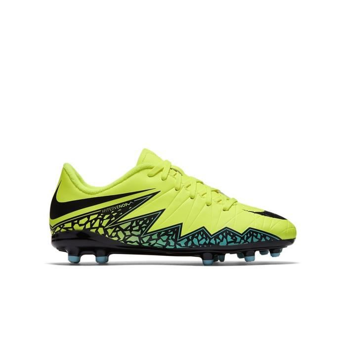 chaussures de foot nike hypervenom junior