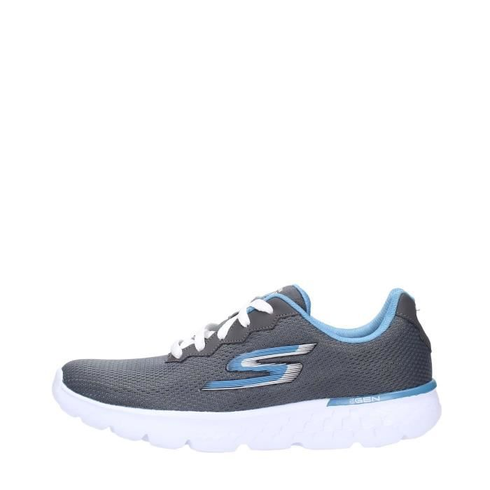 Skechers Sneakers Skechers Sneakers Charcoal Skechers Femme Charcoal Femme Sneakers f7g6by