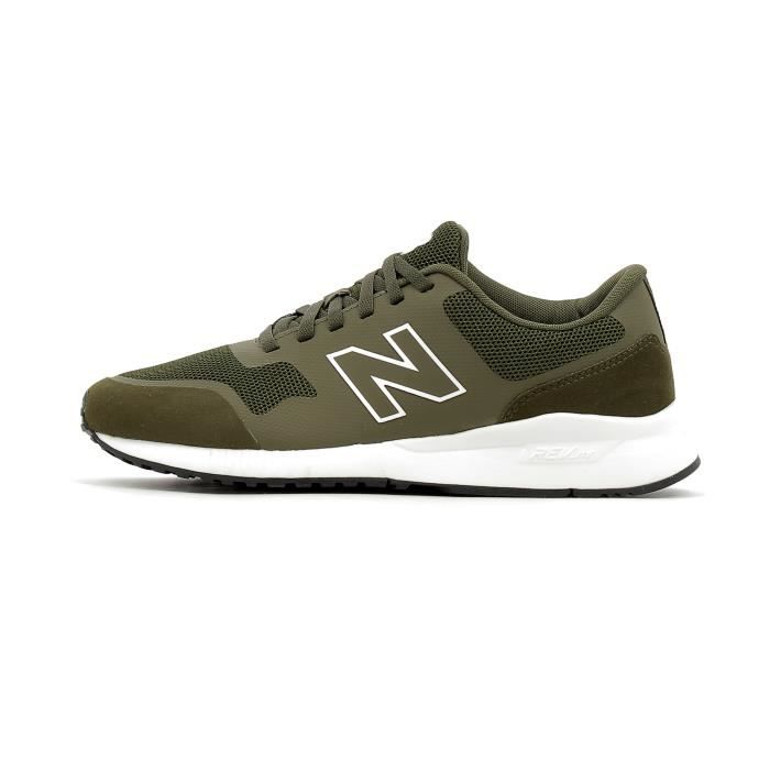 New Balance 005 Rouge - Chaussures Baskets basses Homme