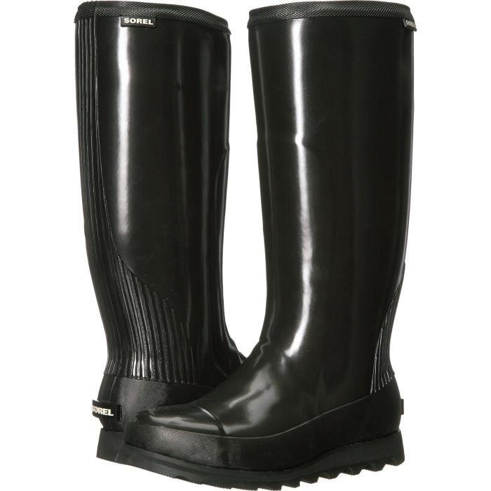 Joan Grand Gloss Rain Bottes KZRW6 Taille-37 1-2