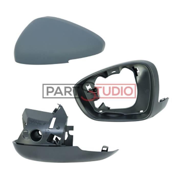 Set Pour Peugeot 2014 15 408 508 Moulure Bande De Garniture De Volant De Voiture Garniture Nouvelle RanDal 2Pcs