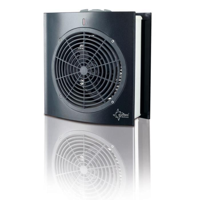 Radiateur électronique chauffage air chaud chambre SunTec AirBooster ELITE 2000W