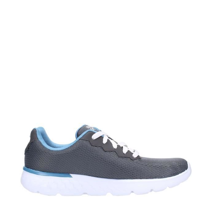 Skechers Sneakers Femme Charcoal Charcoal