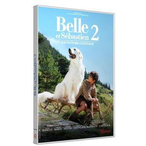 DVD FILM DVD Belle et Sébastien 2, l'aventure continue
