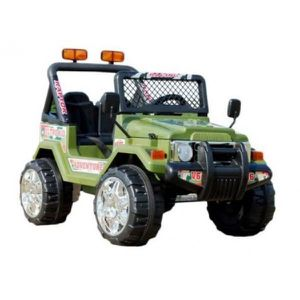 voiture lectrique 2 places 12v jeep raptor army achat vente voiture enfant cdiscount. Black Bedroom Furniture Sets. Home Design Ideas