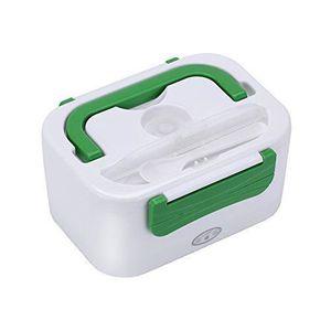 LUNCH BOX - BENTO  GHB Boîte Chauffante Lunch Box Chauffante Électriq