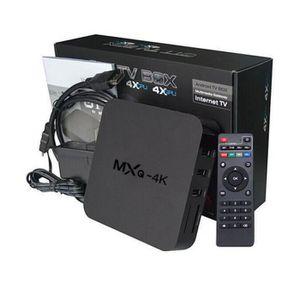 BOX MULTIMEDIA 4K haute définition set-top box
