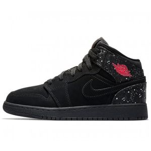 BASKET Air Jordan - Baskets Air Jordan 1 Mid Enfants - 55