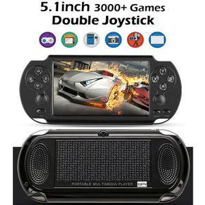 CONSOLE PSP X9-S Console de Jeu portable Écran HD de 5,1 pouce
