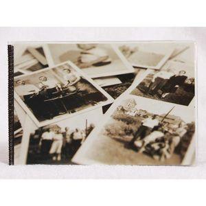 ALBUM - ALBUM PHOTO MINI-ALBUM 40 photos ' TRAVEL '