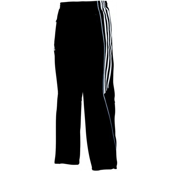 adidas pantalon de surv tement t8 homme noir et blanc achat vente pantalon adidas pantalon. Black Bedroom Furniture Sets. Home Design Ideas