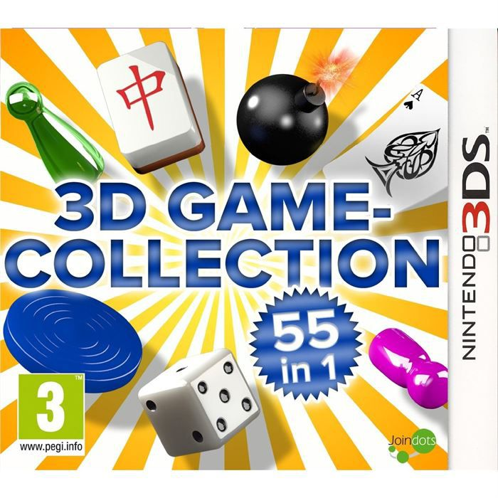 3d game collection jeu console 3ds achat vente jeu 3ds 3d game collection jeu 3ds. Black Bedroom Furniture Sets. Home Design Ideas